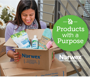 Shop Norwex Mary Brooks